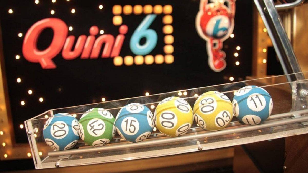 Un mendocino ganó $100 millones en el Quini 6