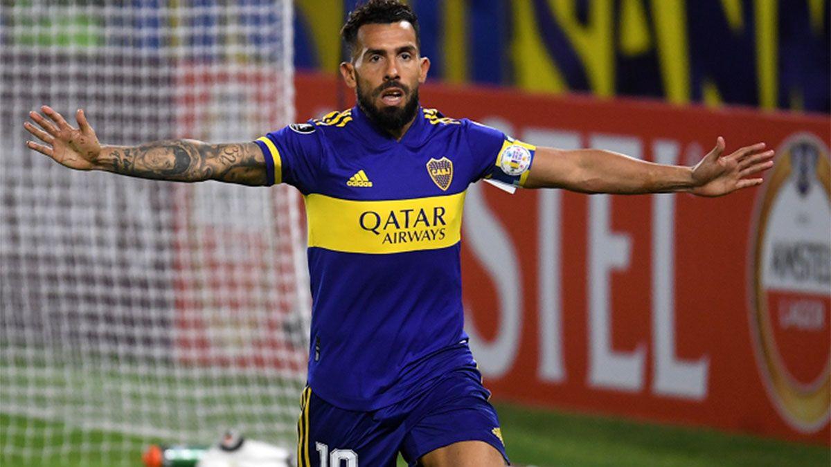 Boca logró un buen triunfo ante Santos y sigue de racha