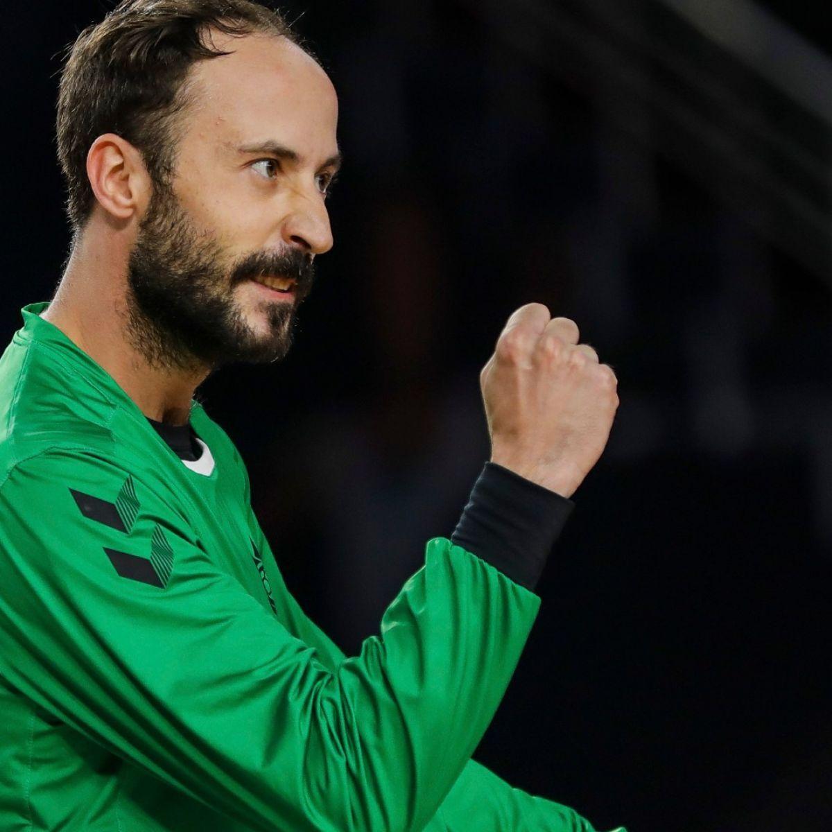 Leonel Maciel será el arquero del Barcelona.