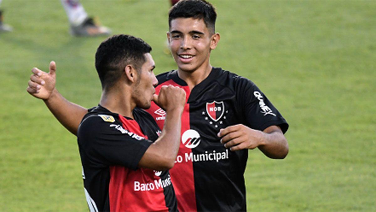 Newells derrotó a Peñarol de San Juan y pasó a 16avos de final