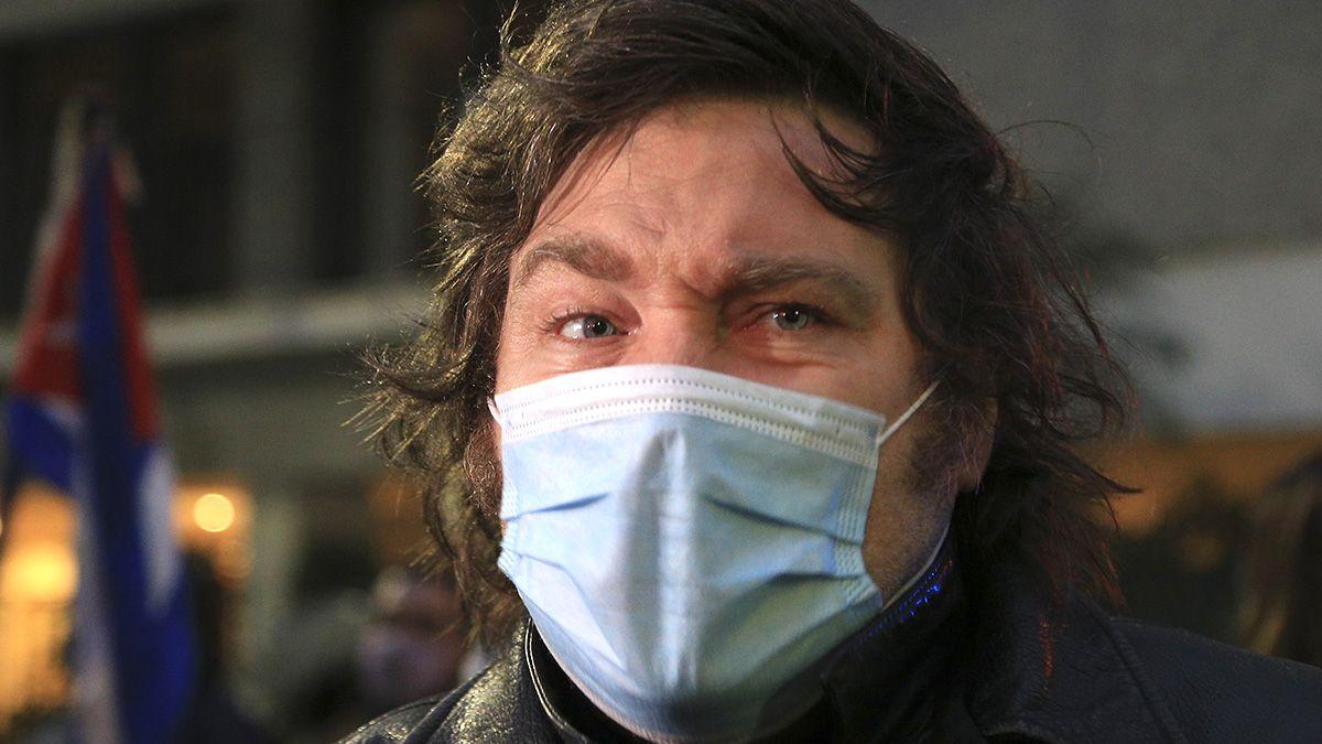 Javier Milei.
