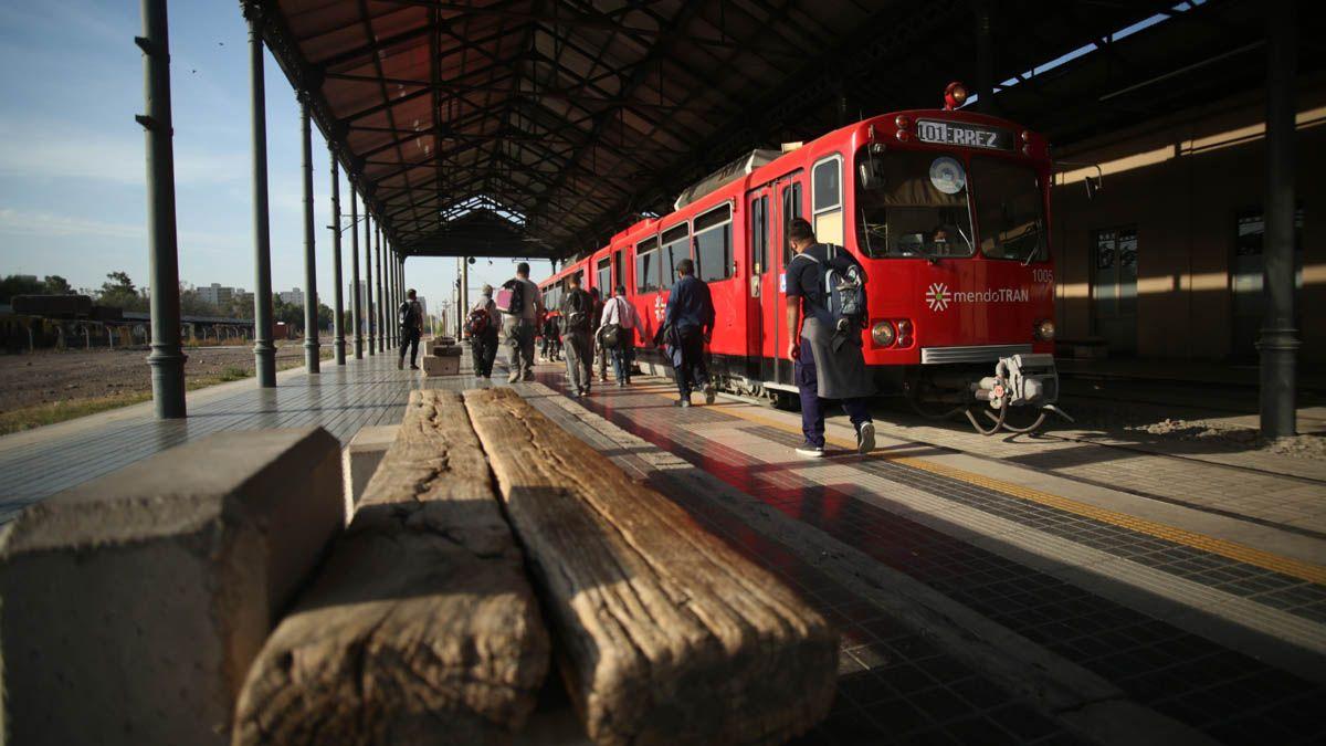 El servicio de Metrotranvía estará en reparación durante este fin de semana.