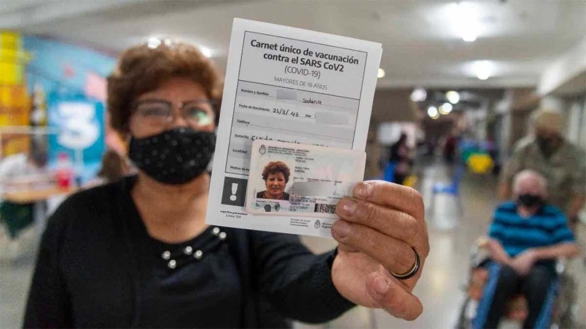 Las personas mayores de 70 años ya no tendrán que pedir un turno para vacunarse contra el Covid-19 en Buenos Aires.