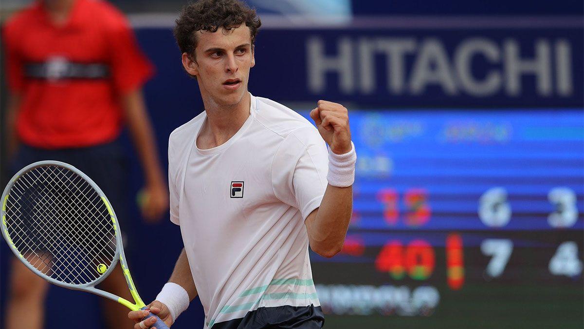 Bagnis y Cerúndolo ganaron en el Córdoba Open