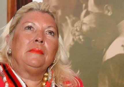 """Elisa Carrió criticó a Julio Cobos y lo acusó de """"conspirativo"""""""