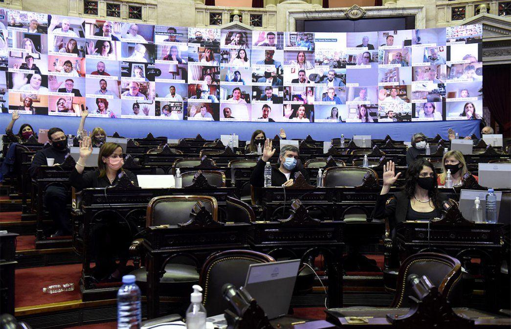 Para América Latina y el Caribe. Diputados aprobaron la adhesión de la Argentina al Tratado de Escazú