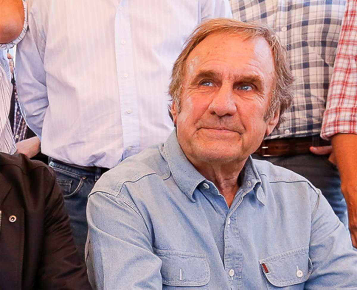 Murió Carlos Reutemann, ex senador nacional y ex piloto de Fórmula 1