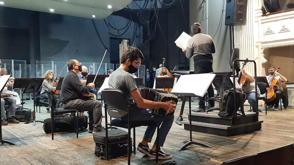 Orquesta Filarmonica de Mendoza