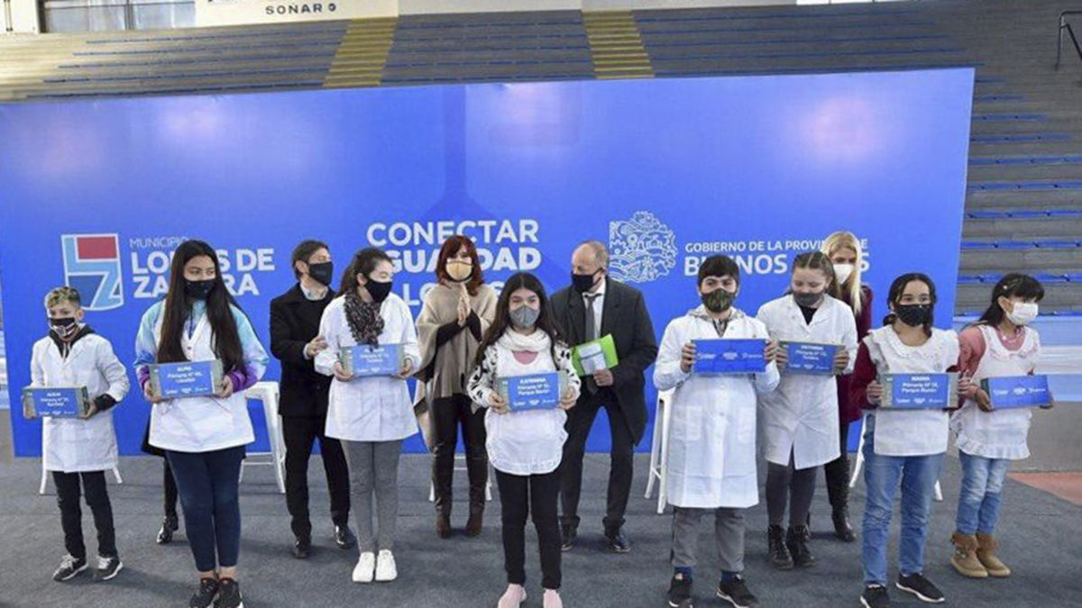 Conectar Igualdad: Jaime Correas refutó a Cristina