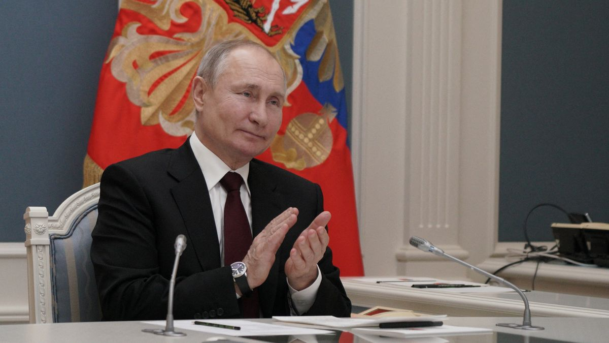 Para Vladimier Putin el asesino es joe Biden.
