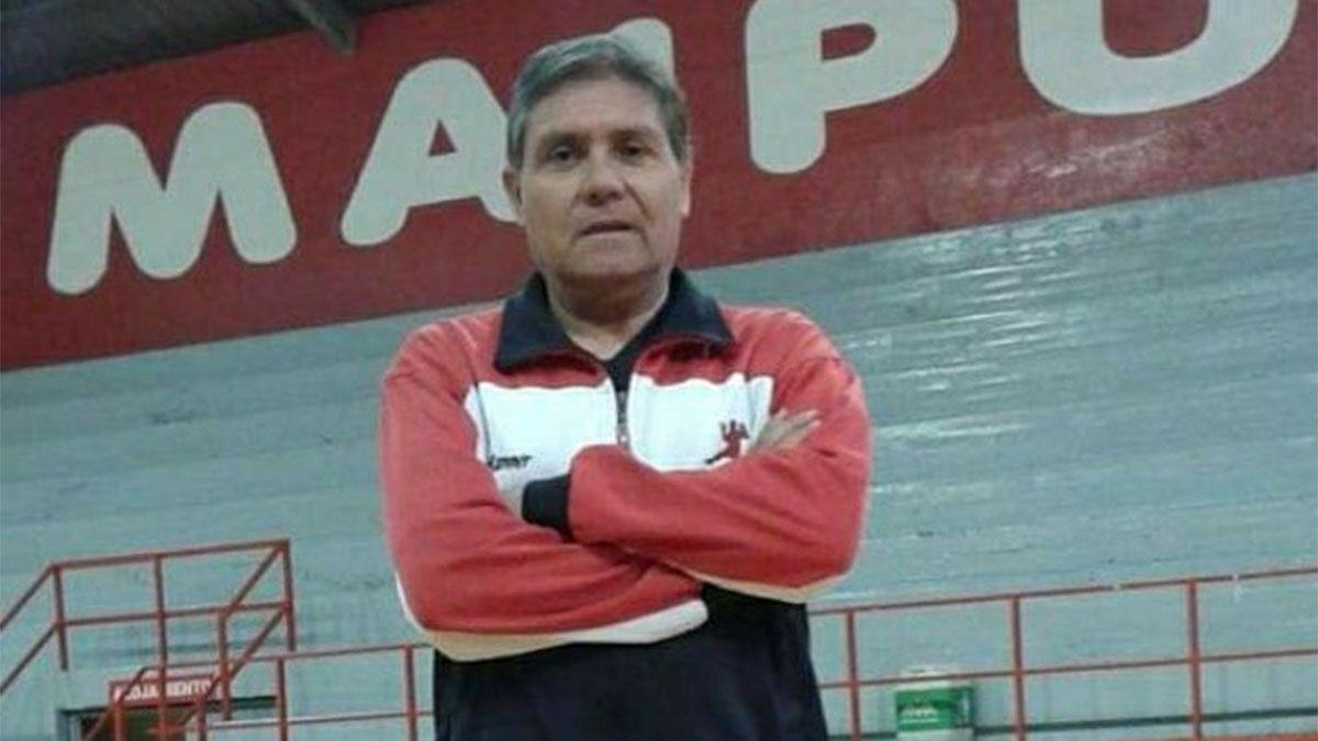 El handball de Mendoza llora la partida del Negro Ortega