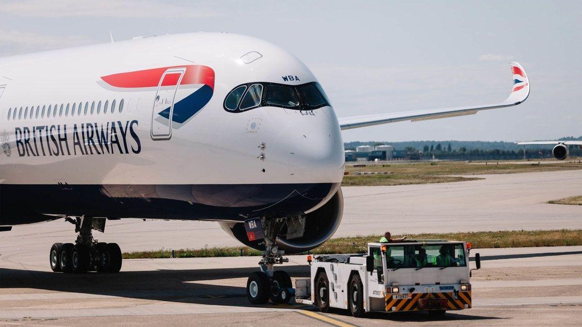 Argentina continuará con la suspención de los vuelos de Reino Unido.