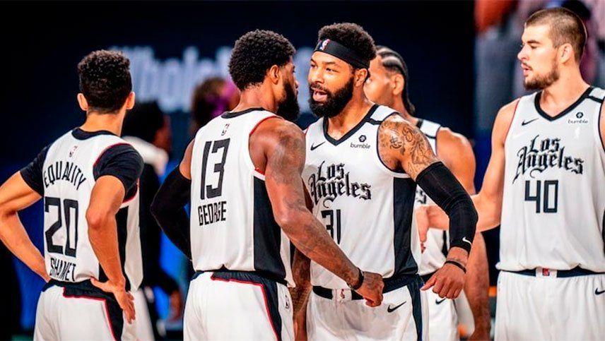 Los Angeles Clippers pasó al frente ante Dallas Mavericks por 3-2