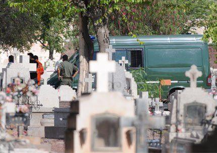 Arrancaron las excavaciones en el Cementerio de Capital