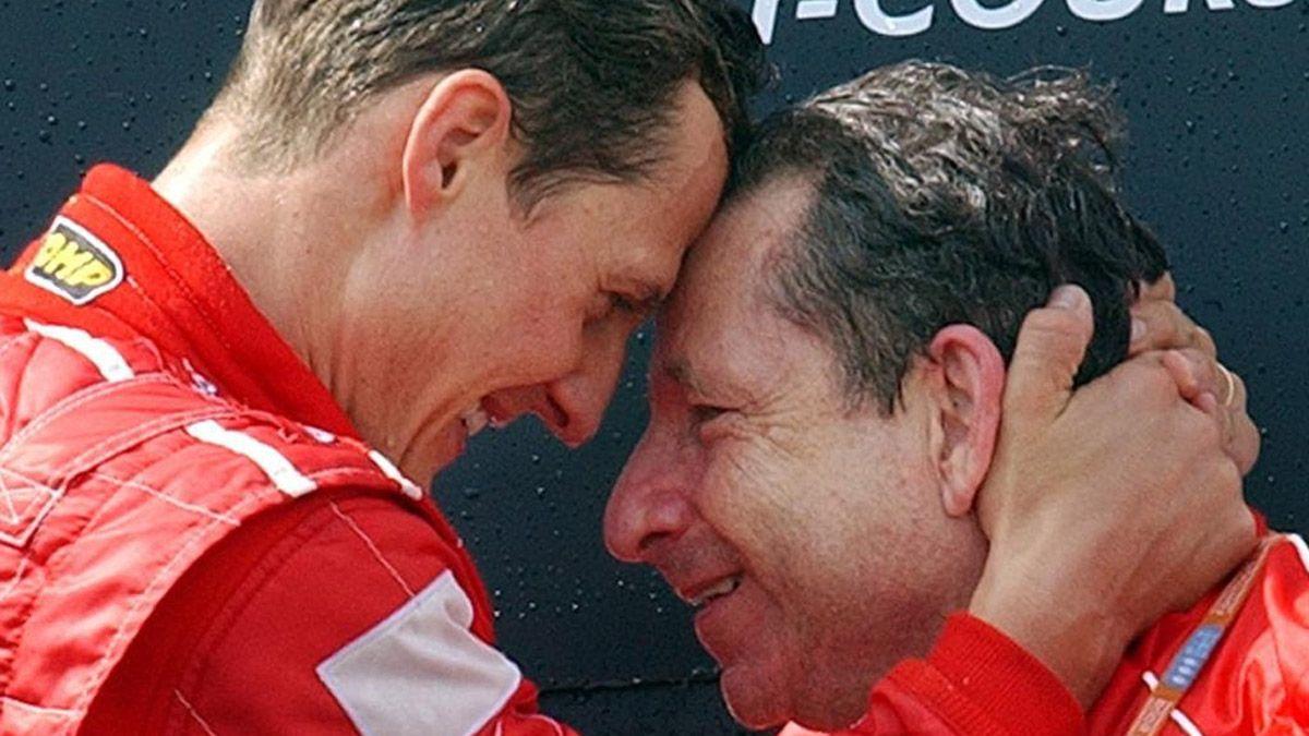 Michael Schumacher: revelaron algunos detalles de su salud