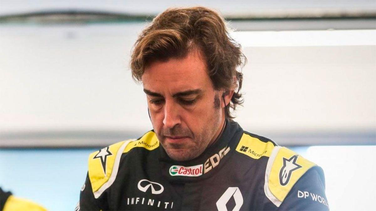 Fernando Alonso: Mi sueño es volver a la cima