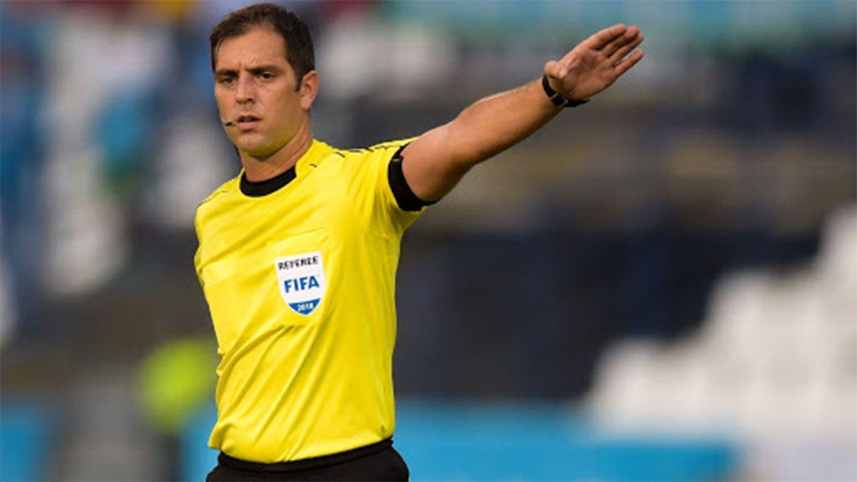 Cambio de árbitro para Boca-Racing por positivo de Covid-19
