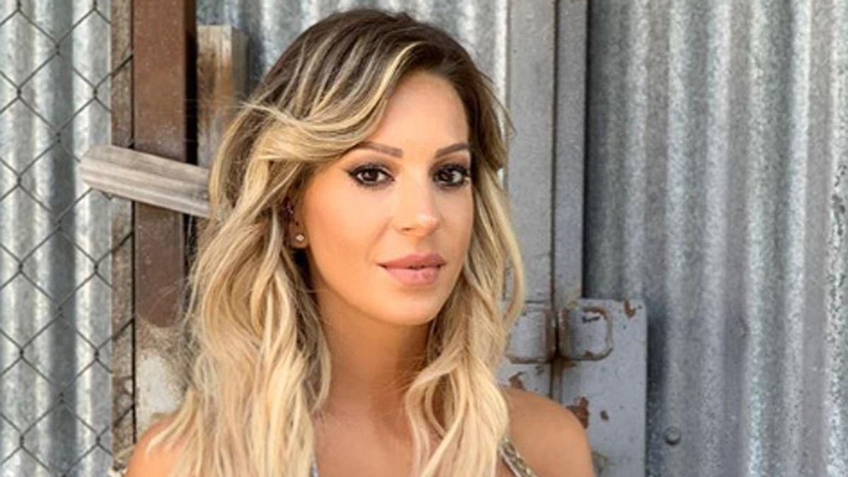 Noelia Marzol confirmó que está embarazada.