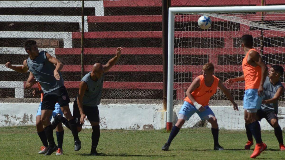San Martín le ganó al CEC por 3 a 0. Foto: gentileza prensa Atlético San Martín.