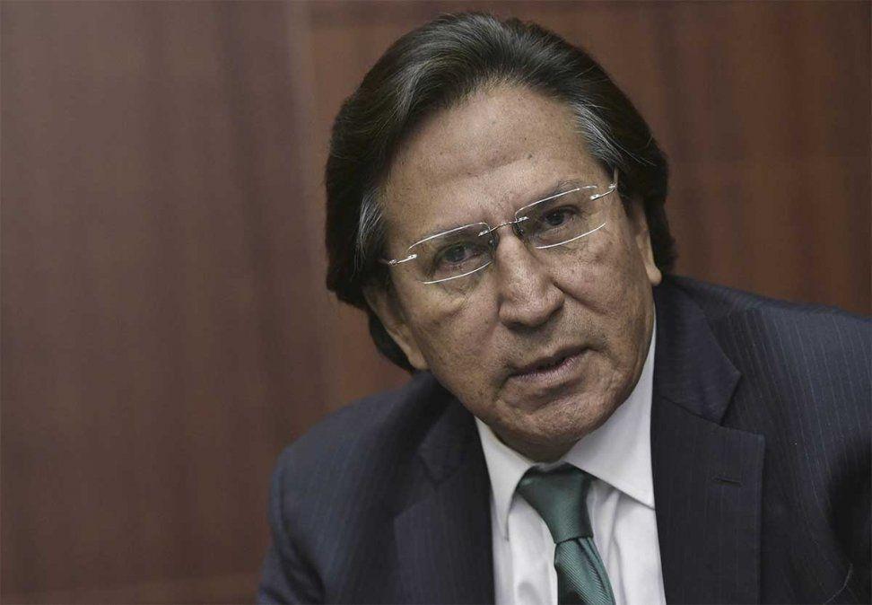 Perú aprobó una segunda solicitud de extradición a Estados Unidos contra el expresidente Alejandro Toledo