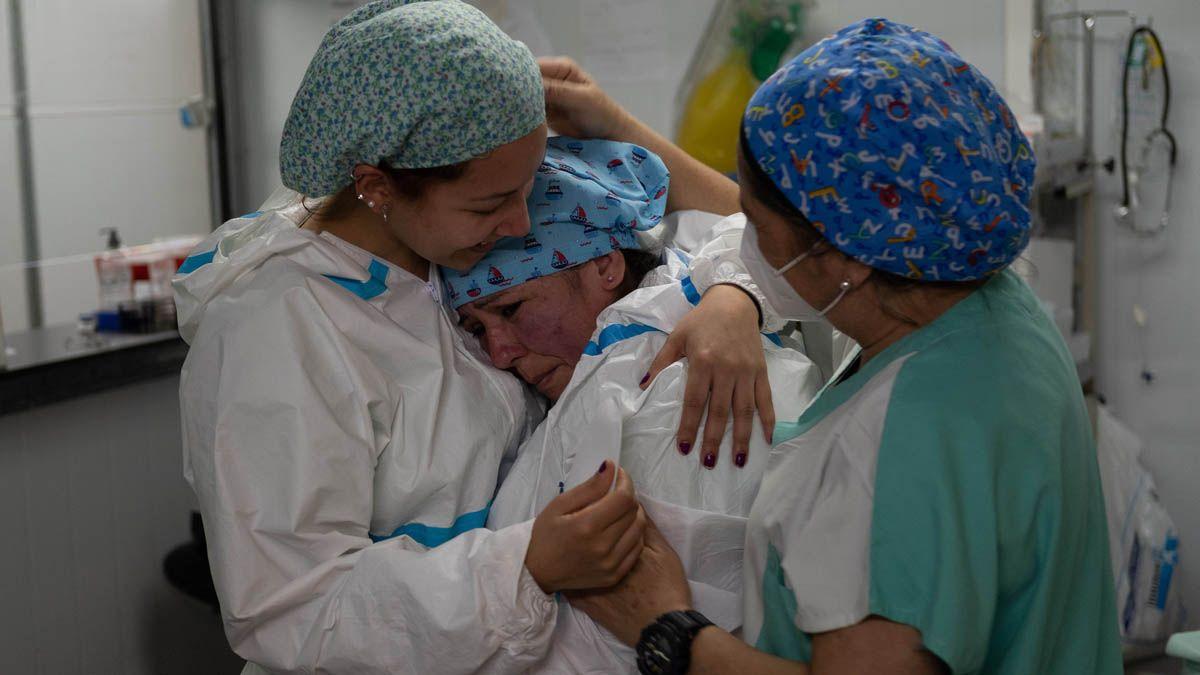 Argentina ocupa el puesto 13 entre los países con mas contagios y muertes