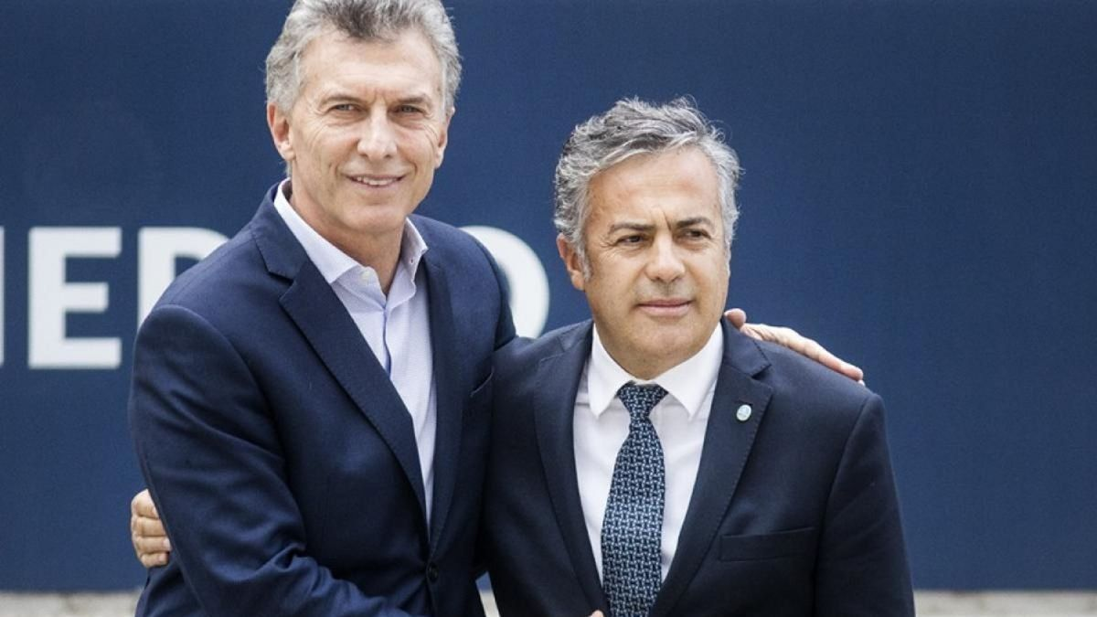 El ex presidente, Mauricio Macri, vino a Mendoza a presentar su libro