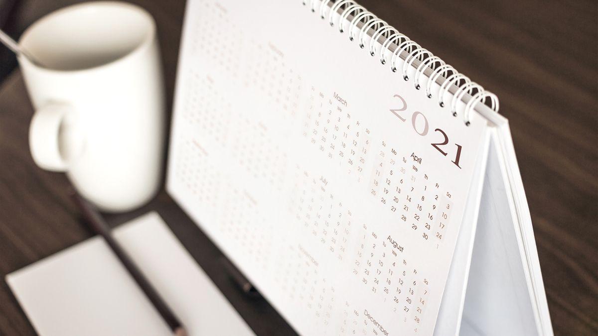 Feriados 2021: cómo quedó el calendario para el resto del año