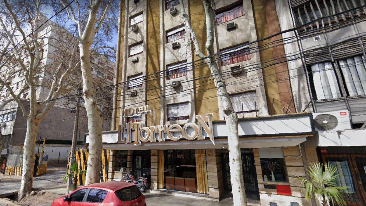 El hotel El Torreón