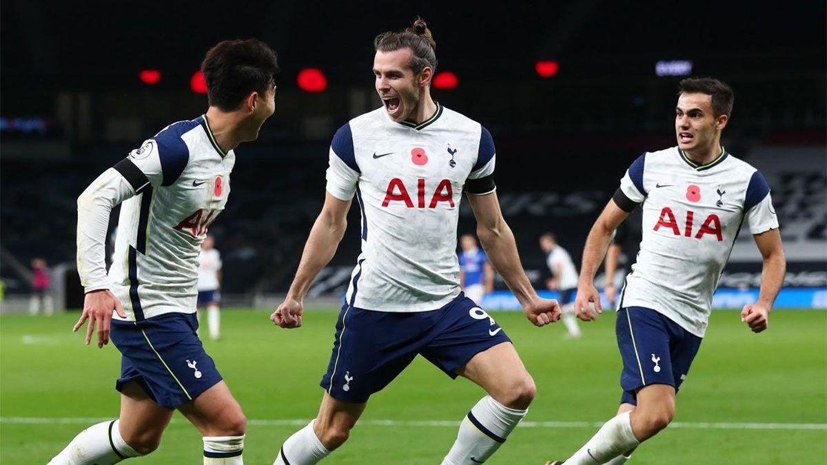 Tottenham triunfó y es escolta del Liverpool