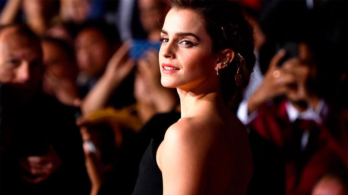 Emma Watson habló de los rumores sobre su vida personal