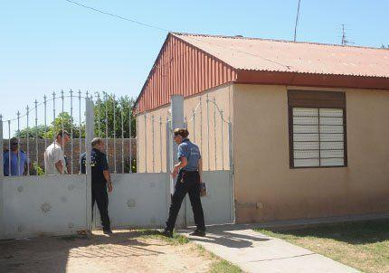 Asesinaron a golpes a una mujer de 78 años en su casa de Junín