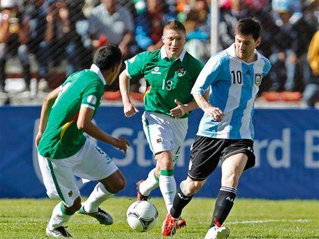Lionel Messi: La verdad es que es terrible jugar acá