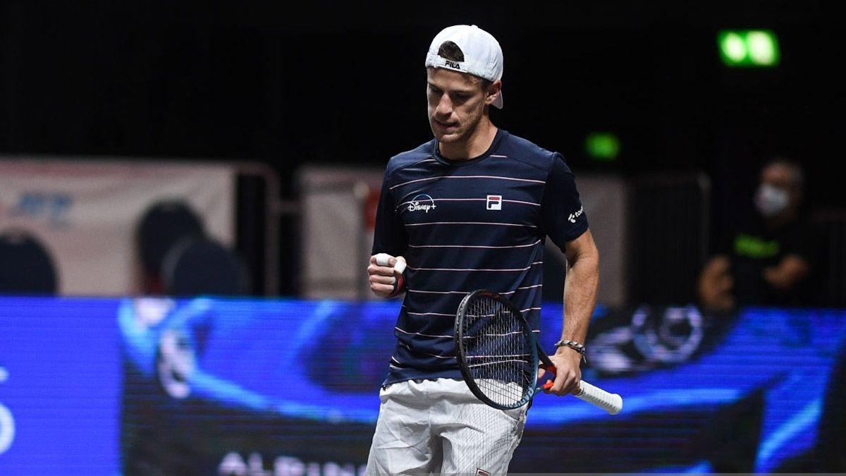 Schwartzman y un sólido triunfo en el ATP 250 de Colonia