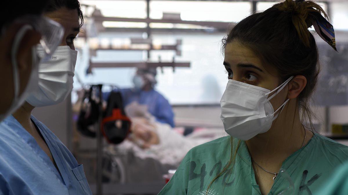 Los fallecimientos por Covid en Argentina desde el inicio de la pandemia suman 68.807.