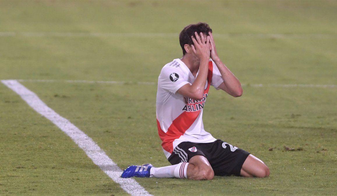 Copa Libertadores. River va por la épica ante Palmeiras: hora