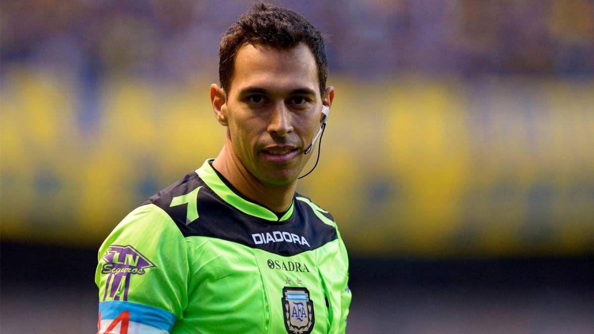 Facundo Tello será el árbitro de la final Boca-Banfield.