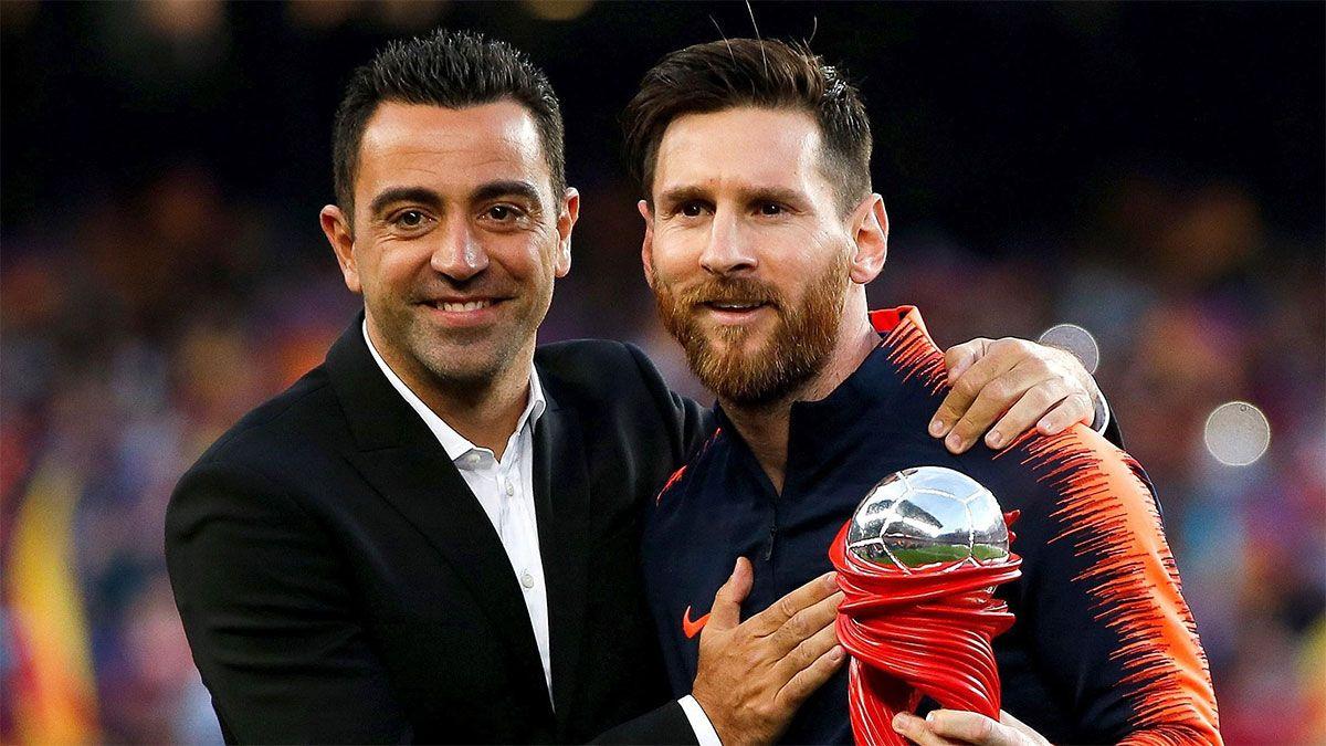 Lionel Messi irá por otro histórico récord en Barcelona