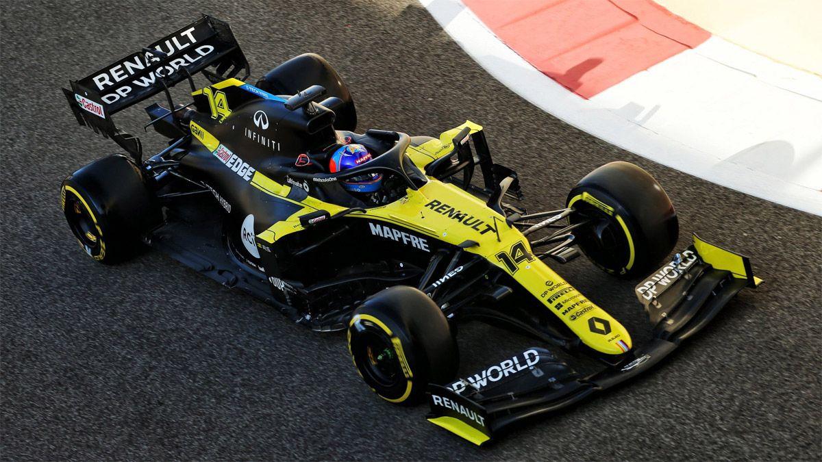 Fernando Alonso, en su regreso a la F1, arrasó con todo