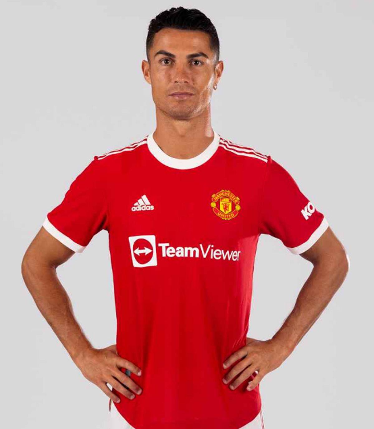 Cristiano Ronaldo tiene todo listo para debutar en el Manchester United.