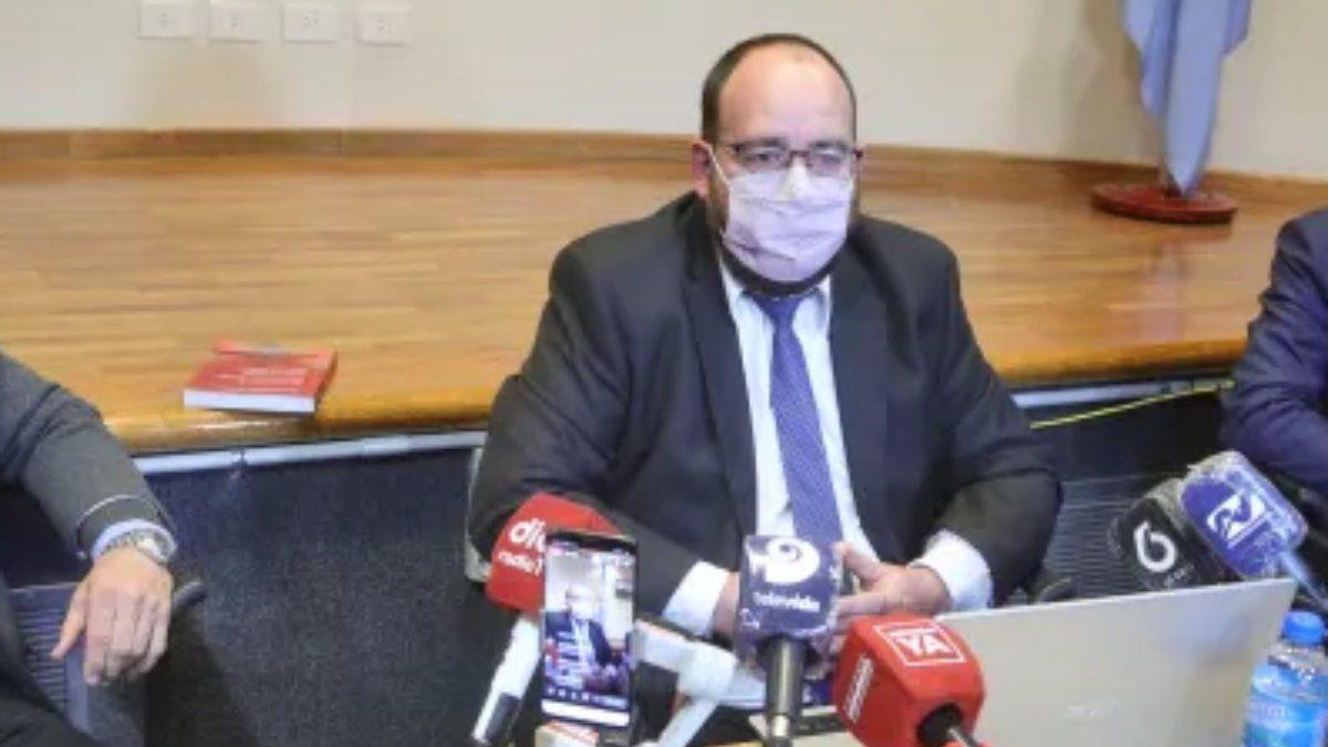 El fiscal Javier Giaroli mandó al penal al acusado de estafa en San Rafael. Foto gentileza: Diario San Rafael.
