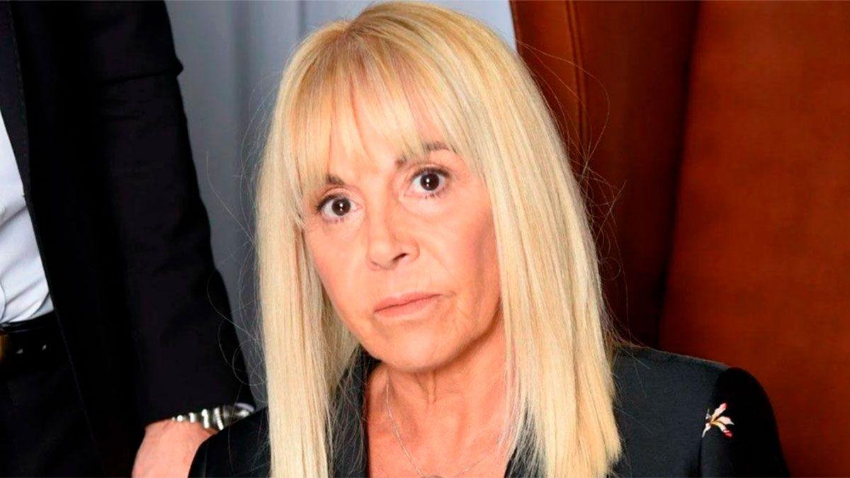 Explotó Claudia Villafañe y cruzó en vivo a Rocío Oliva