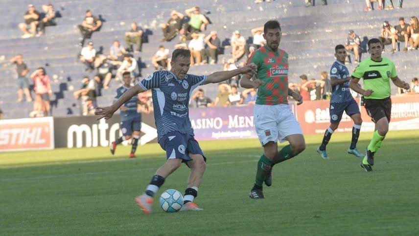 Independiente Rivadavia igualó con Agropecuario y sigue sin ganar