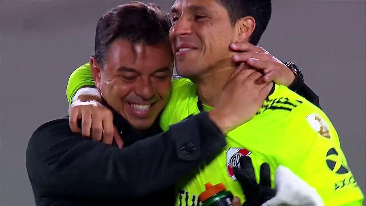 Gallardo revolucionó todo al hablar de River y Enzo Pérez