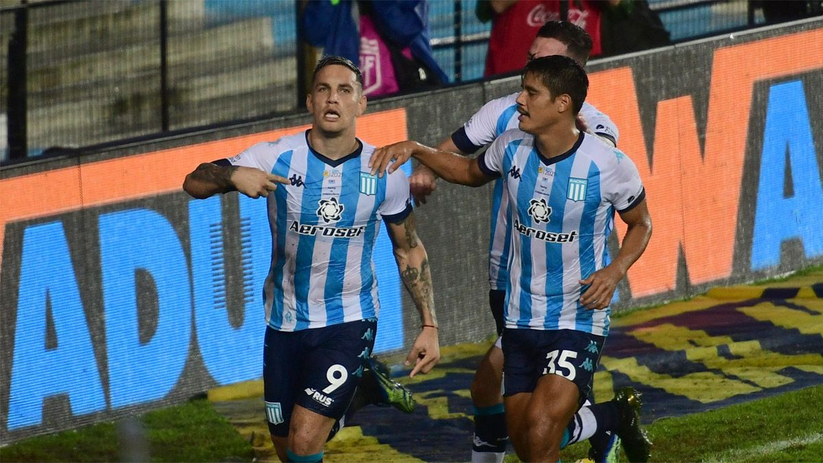 Independiente le pidió a la AFA anular el gol de Racing