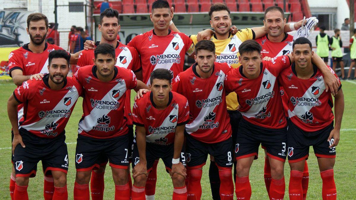 Deportivo Maipú volverá a jugar en su cancha ante Alvarado.