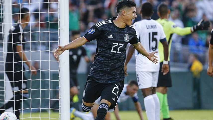 Martino tuvo un debut soñado con México
