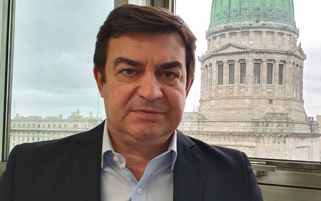 De Marchi acusó al Gobierno de infiltrarse en el homenaje a Maradona