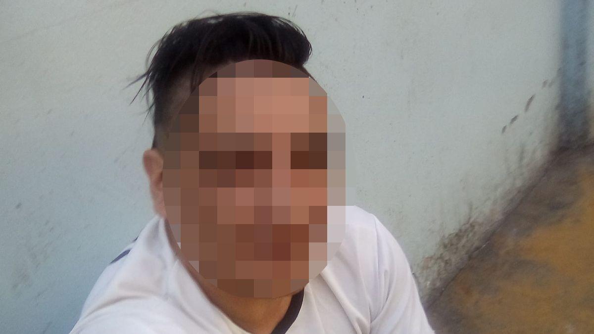 El condenado por abuso sexual en Las Heras.