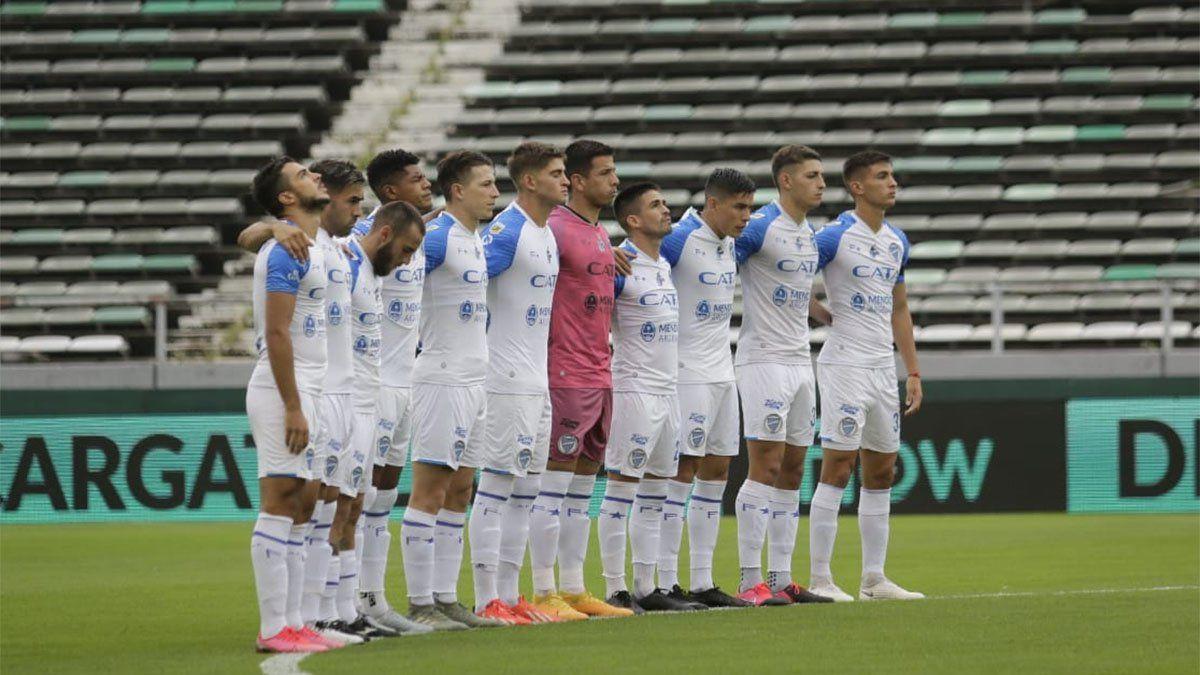 Designaron el árbitro del partido entre Godoy Cruz y Estudiantes