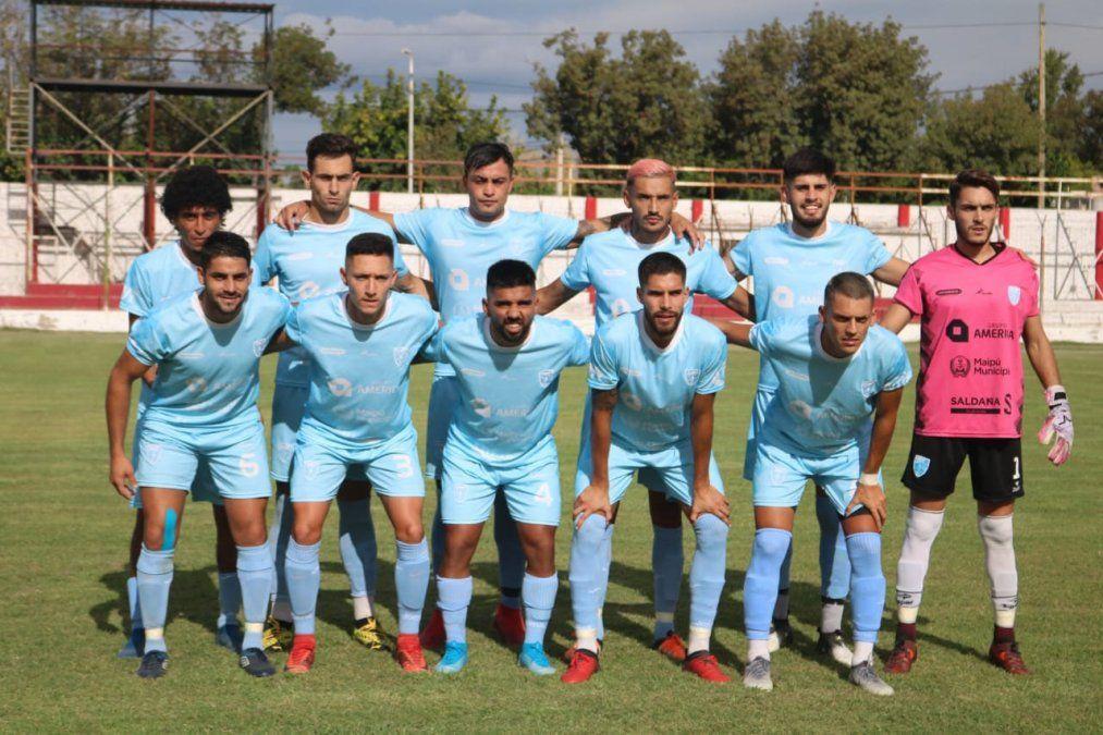 El equipo que se arrancó jugando ante Andes Talleres.